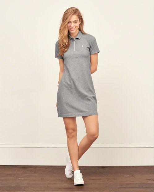 Womens Polo Dress