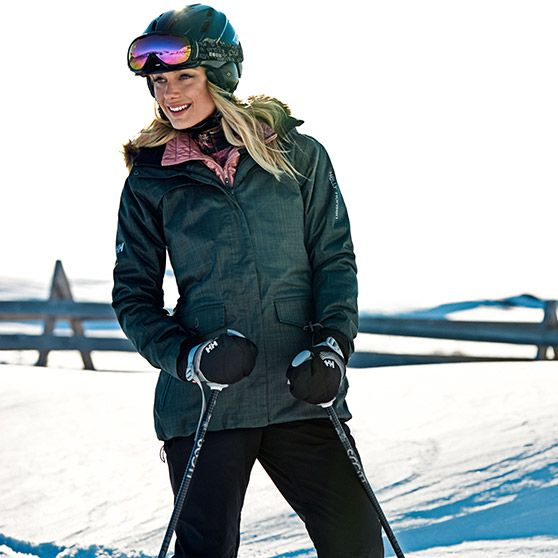 Helly Hansen Ski Fall/Winter 2015 – Resort collection