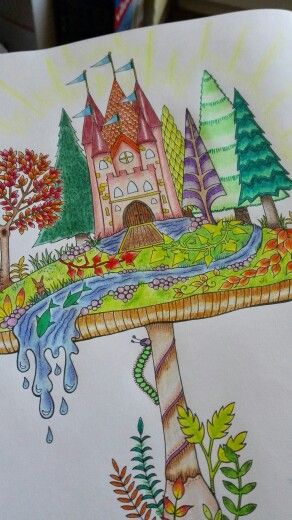 Enchanted Forest - The Dream Castle