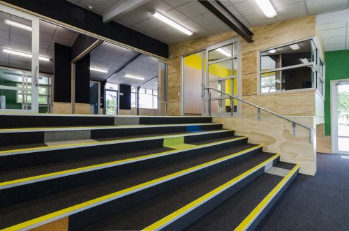 Advance Greenpad blends proven sustainability with enhanced performance Using Environmentally Sound products to furnish public spaces is no longer a luxury – it's a necessity! When it comes to school...
