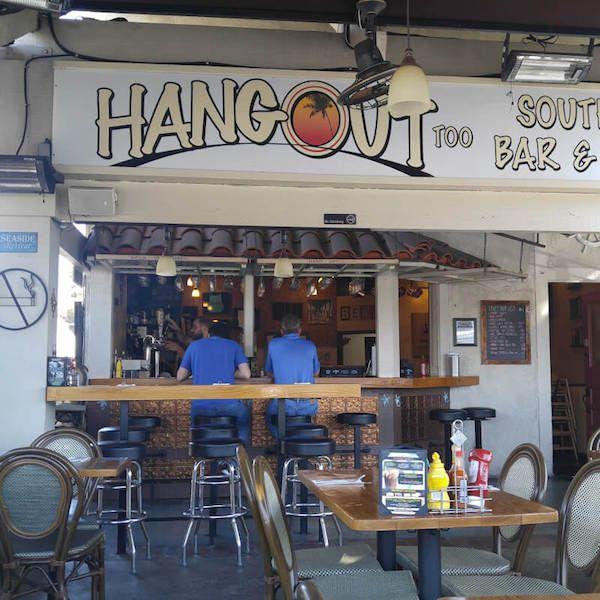 Beach Foods, Food Menu, Huntington Beach, Patio Dining