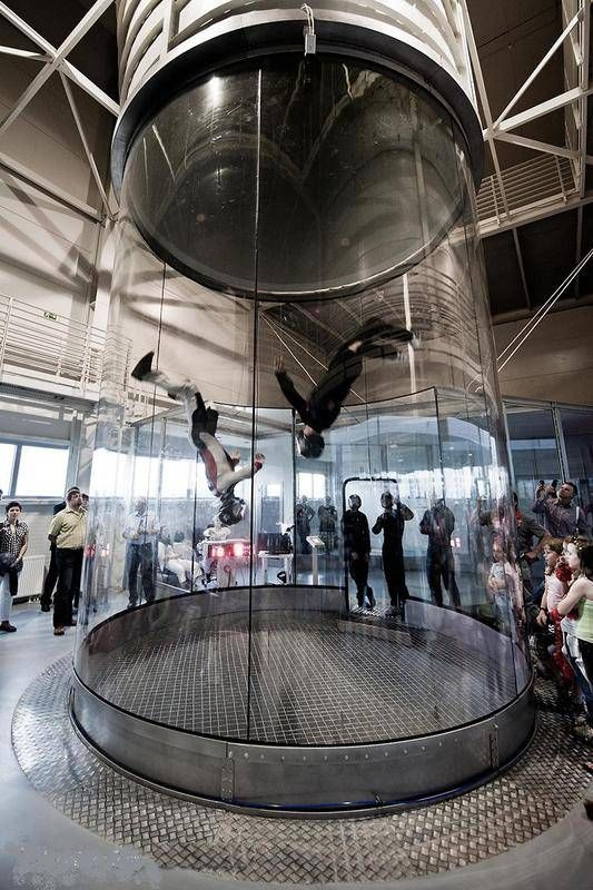 how to build an indoor skydiving wind tunnel