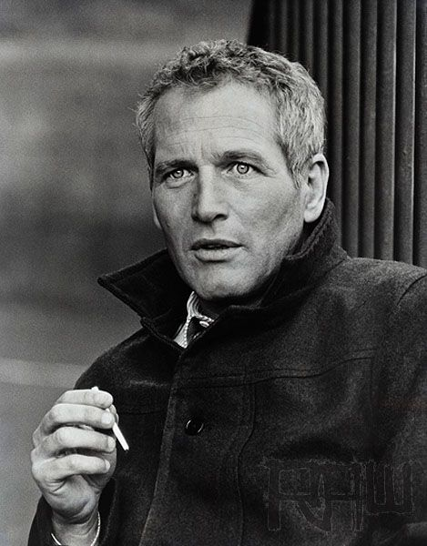 Paul Newman by Terry O'Neill (UK)