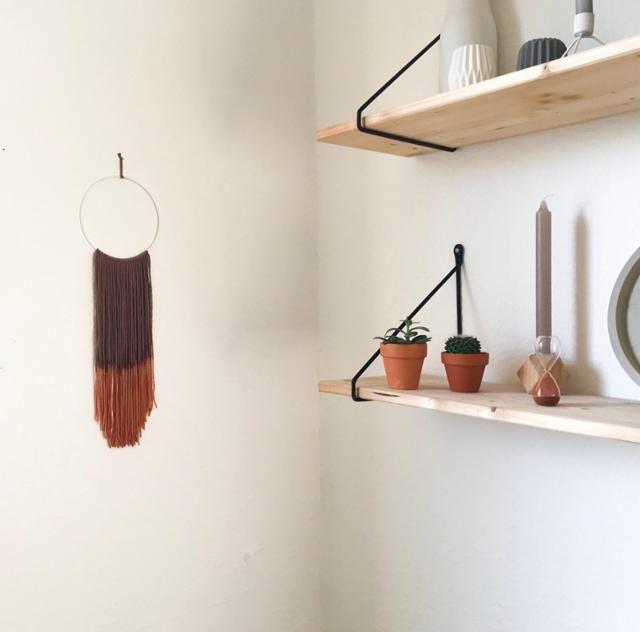 60 best Makramee images on Pinterest Cool ideas, Craft and Knot - einrichtungsideen f amp uuml r wohnzimmer