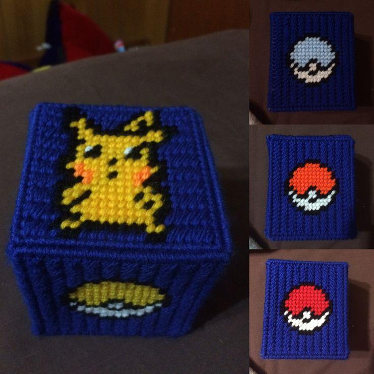 Pokemon Card Box