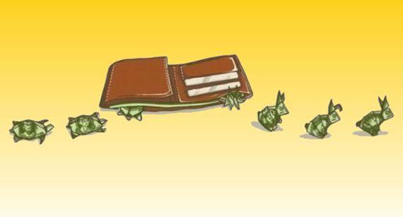 Quanto da sua renda você pode gastar sem dor na consciência
