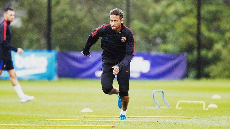 "2,265 Me gusta, 8 comentarios - Neymar Jr Site (@neymarjrsiteoficial) en Instagram: ""👉www.neymaroficial.com  @fcbarcelona se prepara para encarar o @manchesterunited na…"""