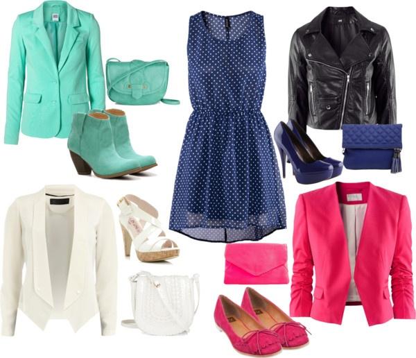 """Blue dress outfit"" by esperanzandrea on Polyvore"