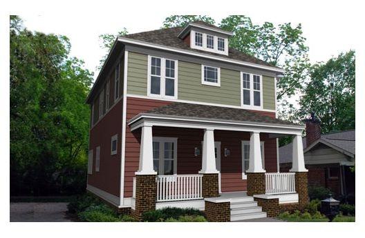 Front Elevation Antique : Best bungalow exterior colors images on pinterest