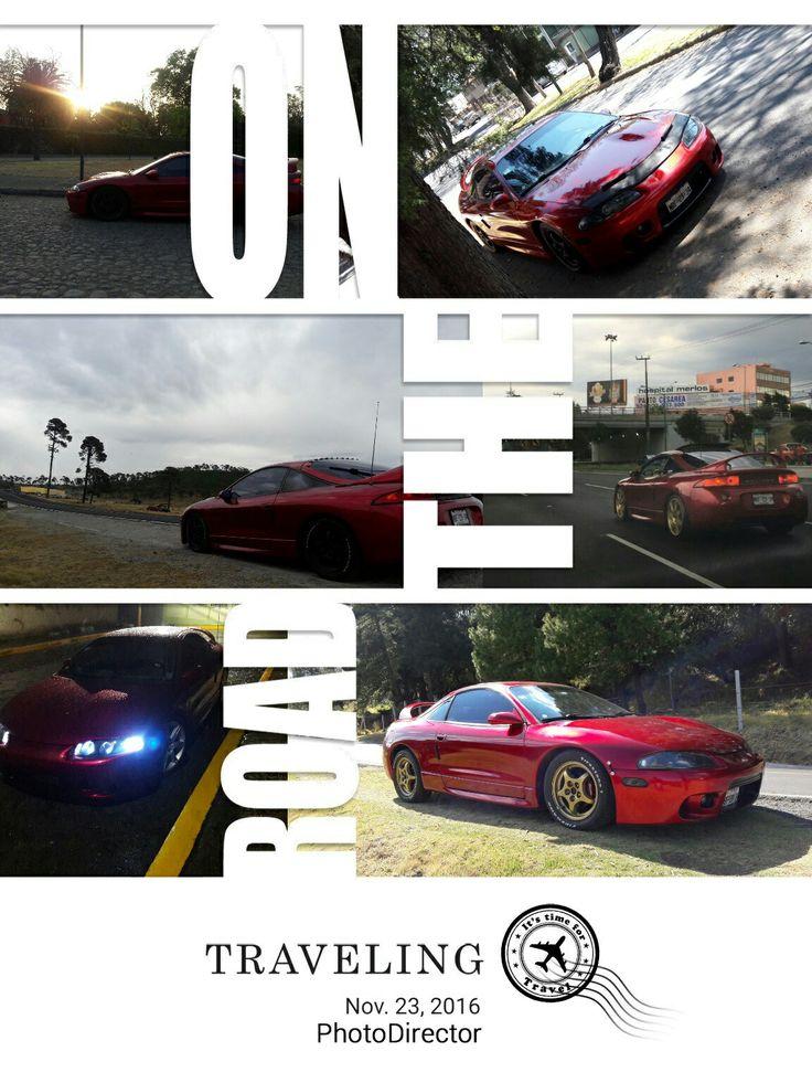 #Mitsubishi #eclispe #ontheroad