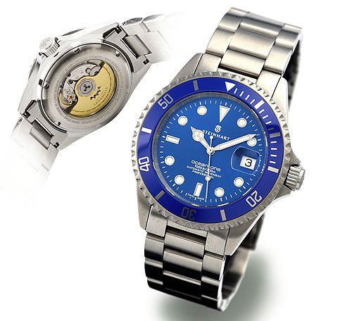 17 best images about men 39 s dive watches under 1000 on - Oceanic dive watch ...