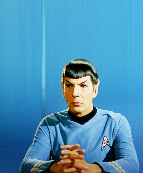 Spock I used to watch this a lot.  Lol