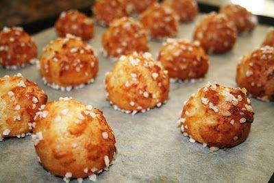 La Cuisine de Bernard: Les Chouquettes. Testé et approuvé !!