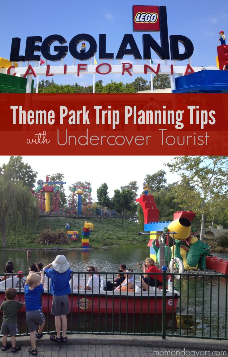 LEGOLAND California planning tips. #UndercoverTourist Thanks @momendeavors for sharing!