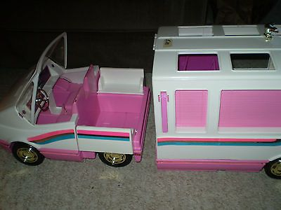 25 best ideas about barbie camper van on pinterest. Black Bedroom Furniture Sets. Home Design Ideas