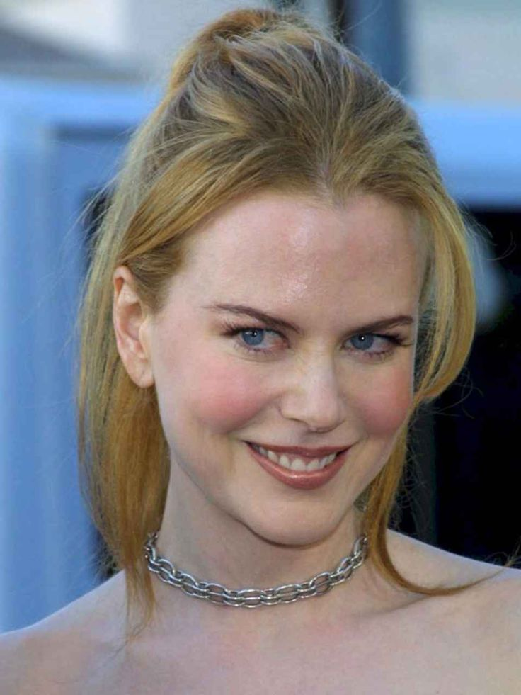 Nicole Kidman at the 2001 premiere of 'The Others.'