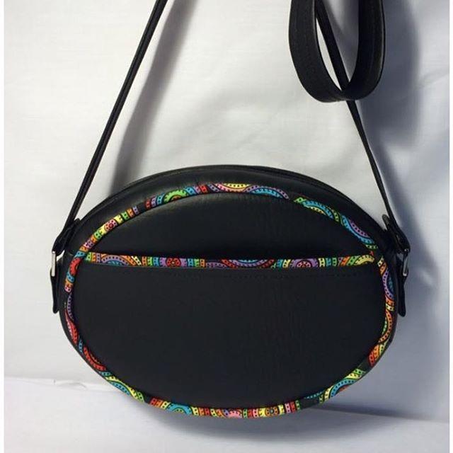 Polaris Bag.  Pattern by Sew Sweetness.