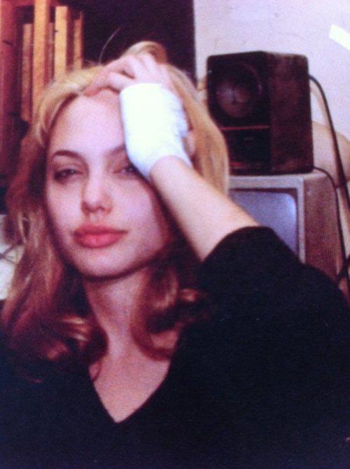 Angelina Jolie by Franklin Meyer - her drug dealer (1998 ...