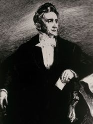 Charles Goodyear Drawing
