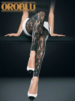 Oroblu Sherry Leggings- Tights, Stockings, Shapewear & more- MyTights MyTights.com - The Online Hosiery Store