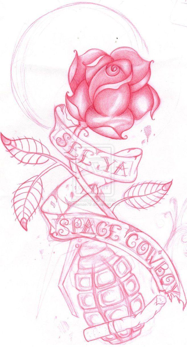 Cowboy Bebop inspired tat