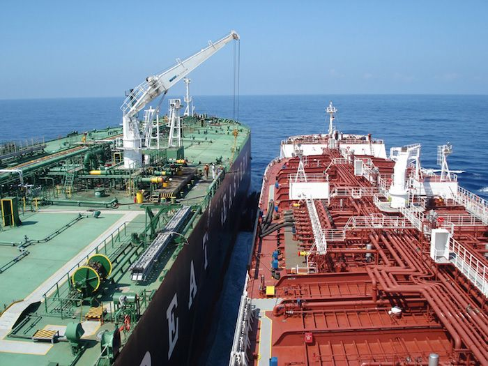 STS (Ship-to-Ship) transfer or Lightering Operations of oil as well as dry bulk cargoes at sea is a critical operation which must be carried out with utmost safety. Learn about seven important points about safe lightering operations on ships inside the article.