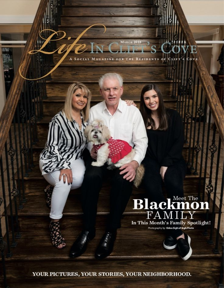 Meet the Blackmon family in the March issue of Life in Clift's Cove!   We appreciate Well Blended Nutrition for Sponsoring the Family Spotlight pages. Website: http://www.awellblendedlife.com  Family Spotlight photography by SighPhoto 256-777-8659 Website: www.sighphoto.com