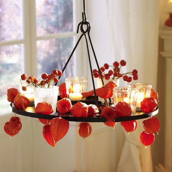 Altın çilek! Hem lezzetli hem dekoratif... http://www.shelterness.com/pictures/autumn-table-decorating-ideas-25.jpg için Google Görsel Sonuçları