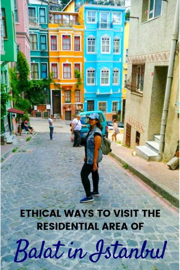 Balat Istanbul: An Ethical Visit To The Colorful H…