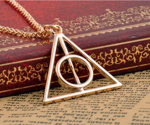 Anhänger die Heiligtümer des Todes Harry Potter von Chapeando