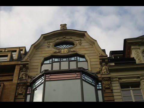 Fotos de: Alemania - Leipzig - Temático - Balcones- Balconadas