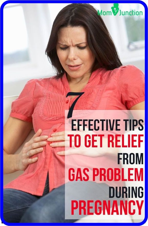 How To Get Rid Of Pregnancy Bloating And Gas