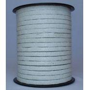 Gaxeta acrílica PTFE  Gaxeta acrílica PTFE é fabricada com filamentos acrílicos nas bitolas quadradas entrelaçadas em diagonal, impregnada com dispersão de PTFE e lubrificada inerte.  A gaxeta acrílica PTFE é utilizada para a maioria dos serviços em reatores, misturadores, agitadores e todos os tipos de bombas no segmento de papel e celulose, químicos e nas indústrias de tratamento de água.