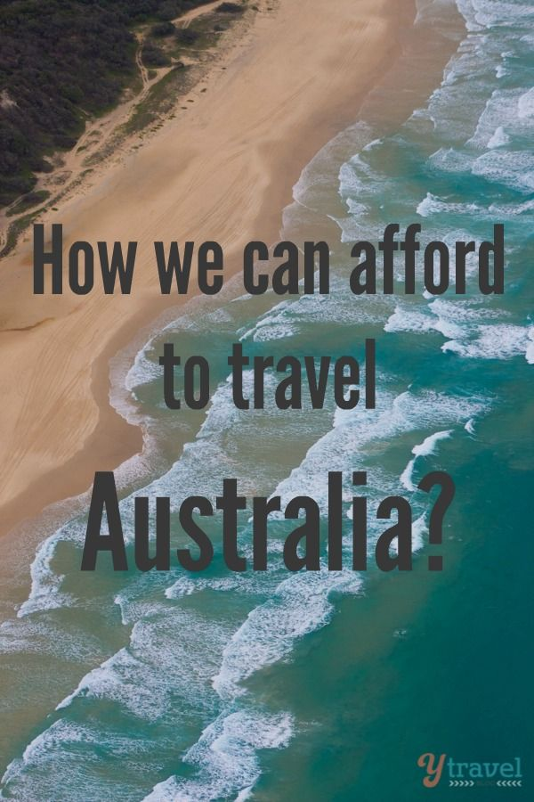 Want to learn some principles on long-term travel in Australia? Here are 3 ways we have created our road trip around Australia.