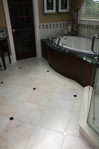 7 Best Home Tile With 2x2 Insert Accent Images On