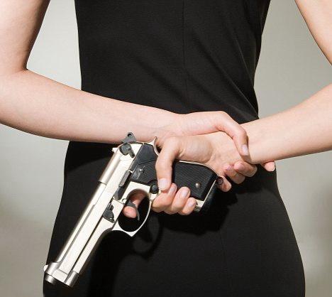 Annie's got a gun she says she stole for protection... (Fluke - Snapshot)