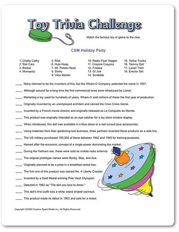Adult Birthday Game Ideas 111