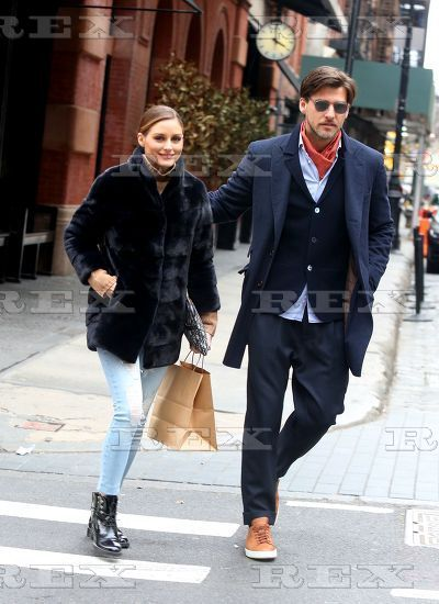 bf17dab2ad71 Olivia Palermo and Johannes Huebl out and about