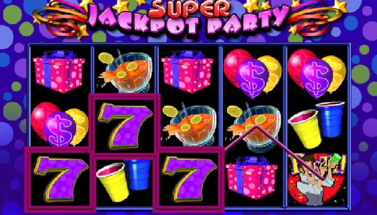 The well prepared game with neon bright colours will lead you to the party, full of surprising prizers wherever you look. http://www.slot-machines-paradise.com/games/super-jackpot-block-party-video-slots #slotsonline #jackpot #slotmachines #gratisslots #party