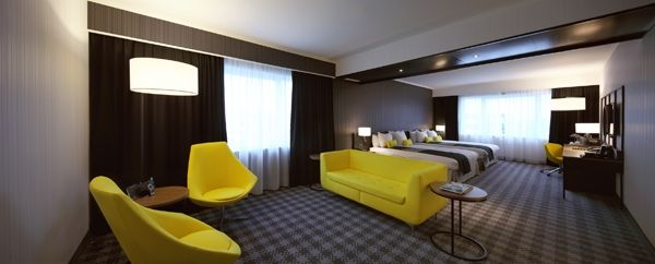 Creneau International - Radisson Blu Hotel, Amsterdam Airport, Hotel & Function Rooms, The Netherlands