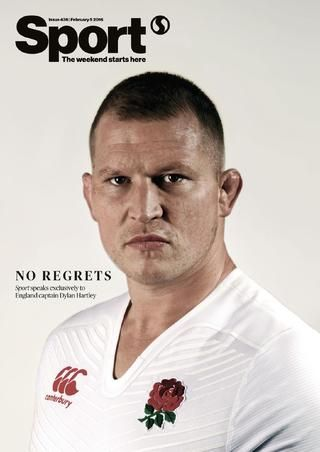 Sport magazine 436  In this week's Sport: England captain Dylan Hartley talks exclusively about wanting to lead an imposing new national side under Eddie Jones, and insists his long rap sheet will only help him succeed | The Six Nations – what to expect from each side. Plus: our predictions | England Women skipper Sarah Hunter discusses the major challenges ahead for women's rugby | Super Bowl 50 – ahead of Sunday night's showdown between the Carolina Panthers and the Denver Broncos, we…