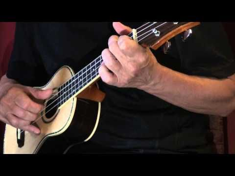 This free basic ukulele fingerpicking lesson will change your life!
