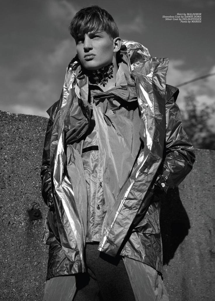CLIENT Magazine - Lukasz Pukowiec