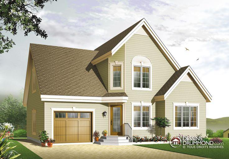 house_plan_maison_1_etage_et_demi_split_level_W2691
