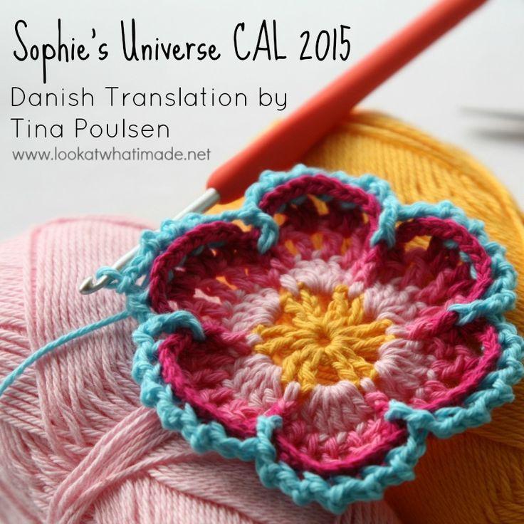 Sophie's Universe CAL 2015 DANISH Translation