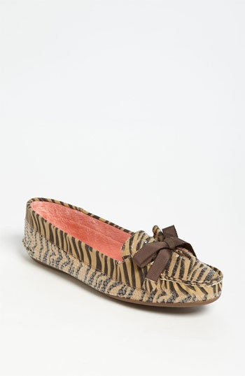 Sperry Top-Sider® 'Skipper' Slipper available at #Nordstrom  I like the zebra black 7 white color, not the one that the photo is.