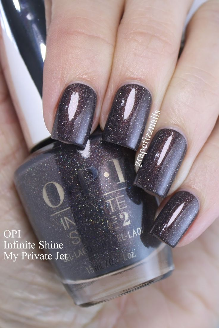 Hiya Dolls!     I found OPI  My Private Jet  in the Infinite Shine Formula !   OPI   released the 'original' My Private Jet  in the  Infini...