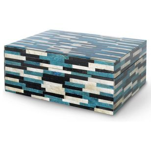 Beach Style Decorative Boxes by Kathy Kuo Home