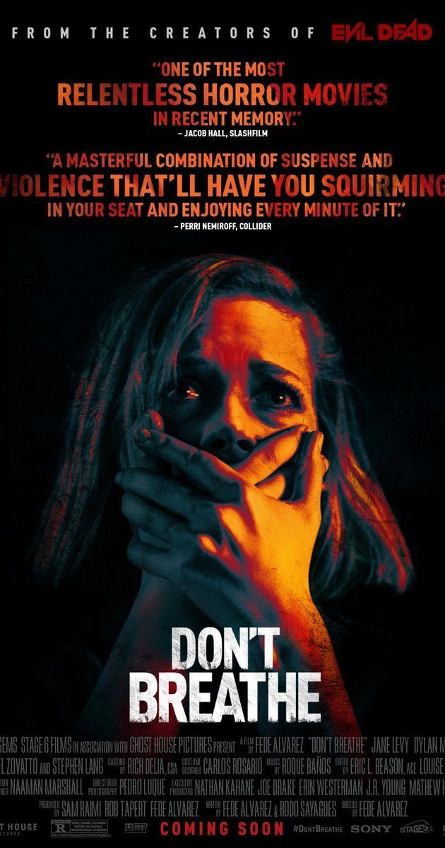 Just Saw This Last Night 09 14 16 And Thought It Was A Great Movie Very Suspenseful Kept Me On The Edge Horror Movies Scariest Breathe Movie Horror Movies