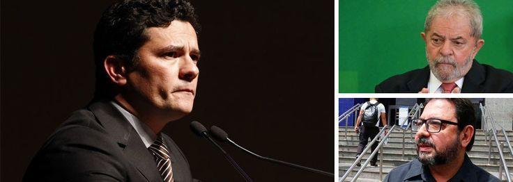 A operação desencadeada ontem pelo juiz Sergio Moro contra o blogueiro Eduardo Guimarães pode ter como finalidade a busca de elementos para a prisão do ex-presidente Luiz Inácio Lula da Silva; como Moro determinou a apreensão do celular e do computador de Guimarães, a força-tarefa da Lava Jato irá buscar elementos que comprovem a tese de que o blogueiro adiantou a operação ao ex-presidente para que Lula destruísse provas; Guimarães, por sua vez, irá alegar que agiu como jornalista e tentou…